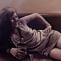 Janis Joplin by Garry Limuti