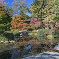 Japanese Garden Bridge Maymont by Jemmy Archer