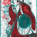 Japanese Pop Art Print 17f1 by Artist Dot