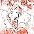 Japanese Pop Art Print 18f2 by Artist Dot