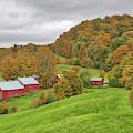 Jenne Farm by Juergen Roth