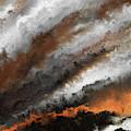 Jeremiah 20 9 Fire In My Heart by Mark Lawrence