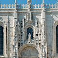 Jeronimos Monastery, Portugal by Alexandre Rotenberg