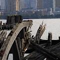 Jersey Broken Wharf IIi by Darren Dwayne Frazier