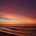 Jersey Shore Sunrise by Jeff Breiman