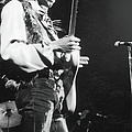 Jimi Hendrix At The Fillmore East by Fred W. McDarrah