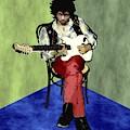 Jimmy Hendrix 4 by Walter Neal