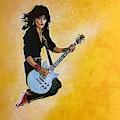 Joan Jett by Joel Tesch