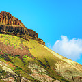 John Day Fossil Beds Sheep Rock Unit Landscape by Dee Browning