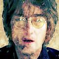 John Winston Lennon by Max Huber