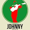 Johnny Cash by Naxart Studio