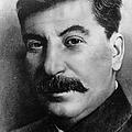 Josef Stalin by Hulton Archive