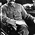 Joseph Stalin by Keystone
