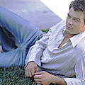 Josh Duhamel by Queso Espinosa