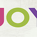 Joy In Color- Art By Linda Woods by Linda Woods