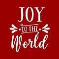 Joy To The World by Print My Mind