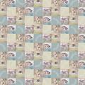 Joyful Little Fawns Collage by Jai Johnson