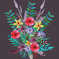 Just Flora II by Amanda Lakey