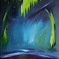 K Aurora Lights        35 by Cheryl Nancy Ann Gordon