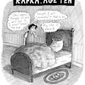 Kafka Age Ten by Roz Chast