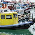Kalk Bay Fishing Boats by Rob Huntley