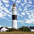 Kampen Lighthouse Sylt by Anthony Dezenzio