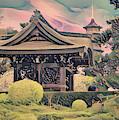 Kanagawa - The Japanese Garden by Leigh Kemp