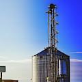 Kansas Elevator by Dawn Hough Sebaugh