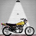 Kawasaki Z1 by Mark Rogan