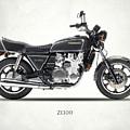 Kawasaki Z1300 by Mark Rogan