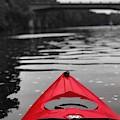 Kayaking The Occoquan by Lora J Wilson