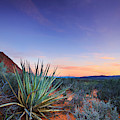 Kayenta Sunset by Maria Jeffs