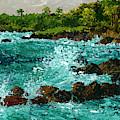Keanae Peninsula by Darice Machel McGuire