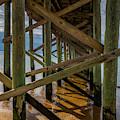 Keansburg Nj Pier by Susan Candelario