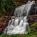 Kent Falls State Park Ct  by Susan Candelario