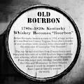 Kentucky Bourbon History by Mel Steinhauer