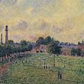 Kew Gardens, 1892 01 by Camille Pissarro