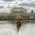 Kew Gardens - Classic View by Leigh Kemp