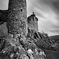 Kilchurn Castle Walls by Dave Bowman