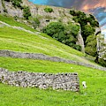 Kilnsey Crag, Wharfdale, Yorkshire Dales by Martyn Arnold