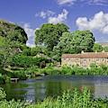 Kilnsey Village, Yorkshire Dales by Martyn Arnold