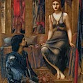 King Cophetua And The Beggar Maid 1884 by BurneJones Edward