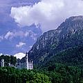 King Ludwig IIs Neuschwanstein Castle by Dennis K. Johnson