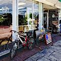 Kingston Ny - Antique Shop by Susan Savad