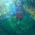 Kiss A Frog by Thomas Dudas