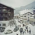 Klosters by Slim Aarons