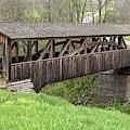 Knapp's Covered Bridge by Rod Best