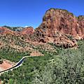 Kolob Canyon by Donna Kennedy