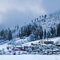 Koprivshtica Winter Panorama by Milan Ljubisavljevic