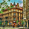 Krakow Poland by Dean Wittle